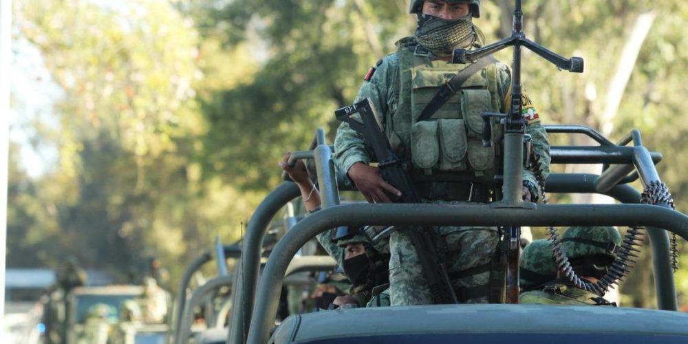 Secuestran a familia de Aguascalientes en Jalisco. Ejército los rescata