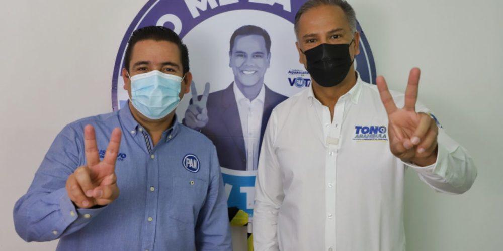 Propone Toño Arámbula fortalecer comités  ciudadanos para prevenir la inseguridad