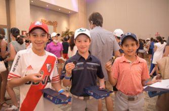 Carlos Ortiz presenta Campeonato Nacional de Golf para jóvenes