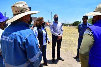 Alcaldesa supervisa el trabajo en Delegaciones Municipales
