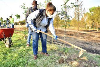 Municipio conmemora el Día de la Tierra con acciones en favor del medio ambiente