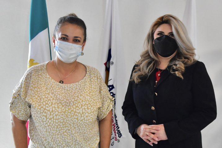 Municipio y mujeres empresarias trabajarán por un mejor Aguascalientes
