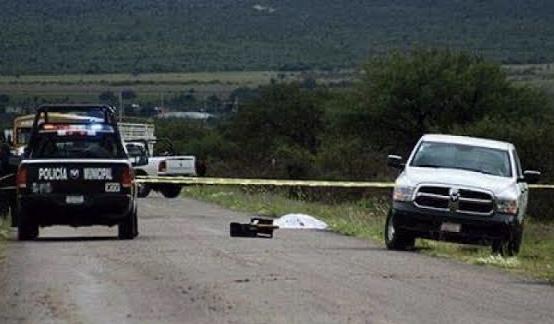 19 ejecuciones el fin de semana en Zacatecas