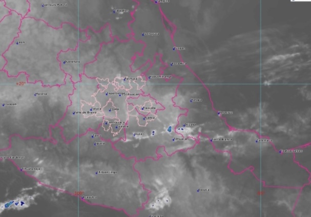 Se prevén fuertes vientos con tolvaneras en Aguascalientes