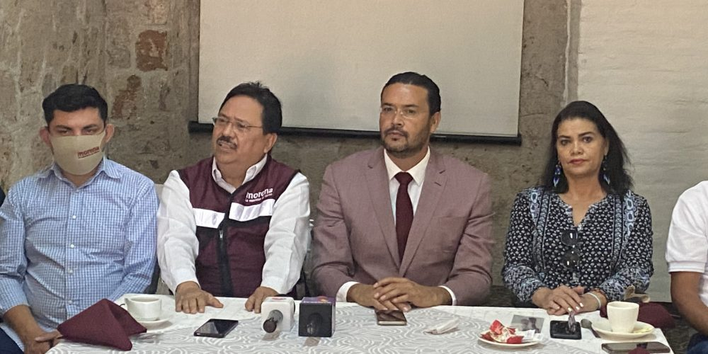 Rechazan en Morena la selección de candidaturas en Aguascalientes