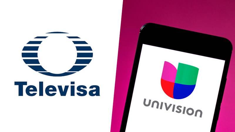 Televisa y Univision anuncian alianza de medios contra Netflix y otras plataformas