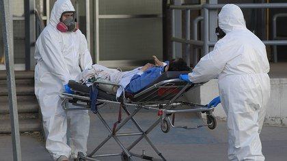 Suben a 210,812 las muertes causadas por la enfermedad del coronavirus en México