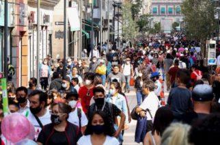 México suma 220 mil 433 muertes provocadas por el Covid-19