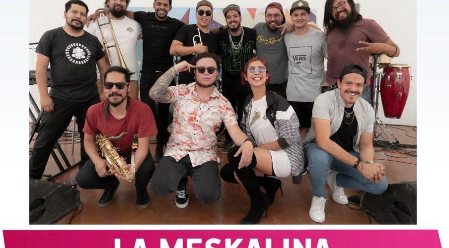 Se presentará de manera virtual La Meskalina este domingo