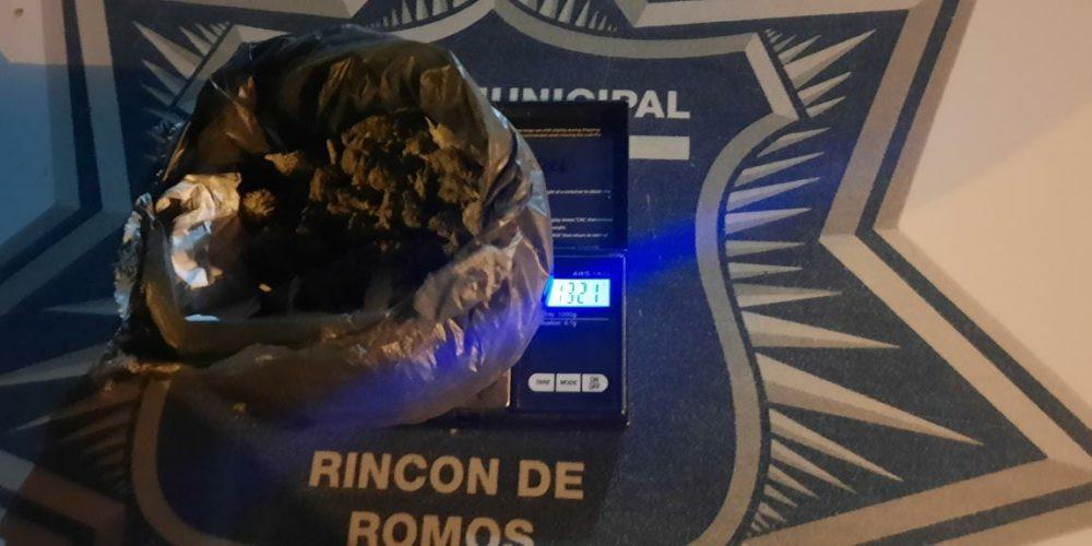 Detienen a adolescente emprendedor en Rincón de Romos