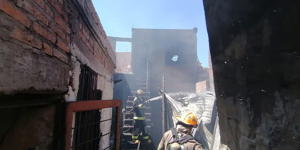 Falleció otra niña tras el incendio en vivienda del Palomino Dena