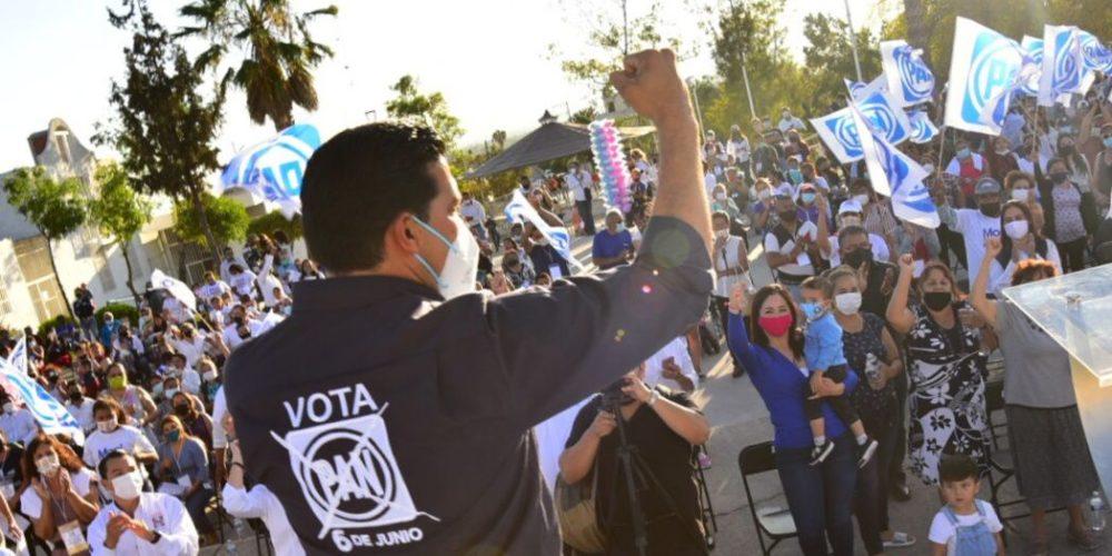 "Presenta Leo Montañez eje de su plan estratégico ""Municipio Seguro"""