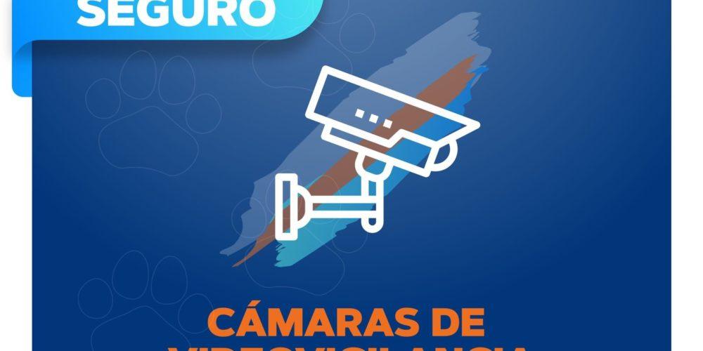 Leo Montañez promoverá mayor equipamiento en cámaras de vigilancia