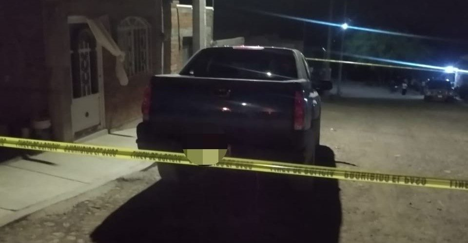 Muere sexagenario tras ser atropellado por una camioneta en Calvillo