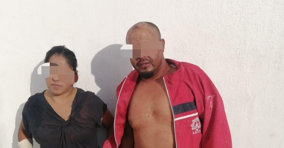 Agresiva pareja lesionó a su rival en Villa Montaña