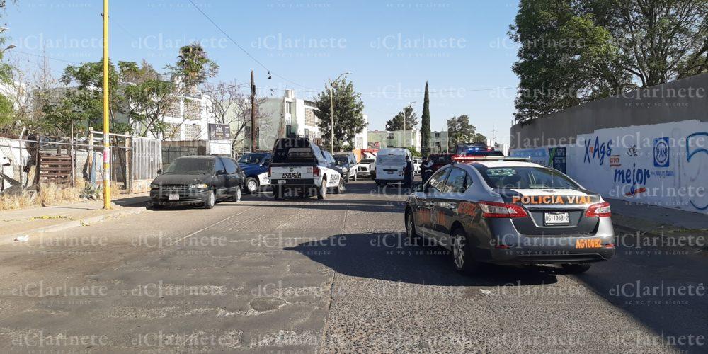 Ejecutan a 1 mujer y 2 hombres en Pilar Blanco, Aguascalientes