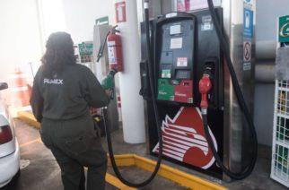 Gasolina Premium rebasó los 22 pesos en Aguascalientes