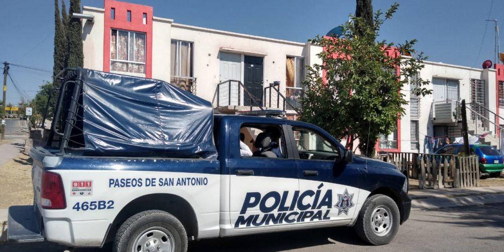 Acuchillan a César en una riña en Paseos de San Antonio