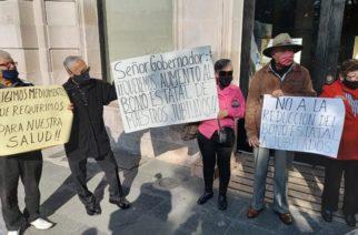 Cambio de pago de pensiones afecta a todos los trabajadores del estado: Valdez