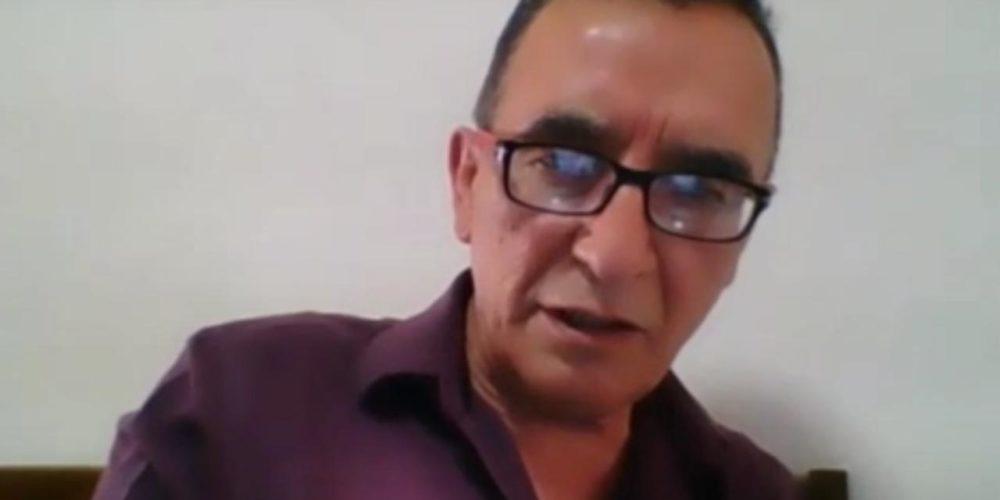 (VIDEO ) Militante de Morena pide renuncia de candidatos impuestos en Aguascalientes