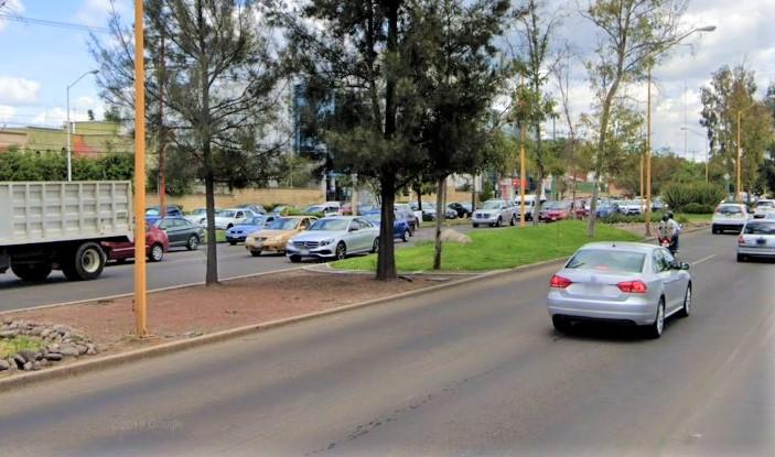 Cierran avenidas por la construcción del Distribuidor Vial en Pulgas Pandas