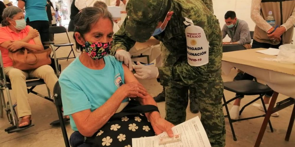 Anuncian aplicación de 2a dosis contra Covid en Cosío, Rincón de Romos y San José de Gracia