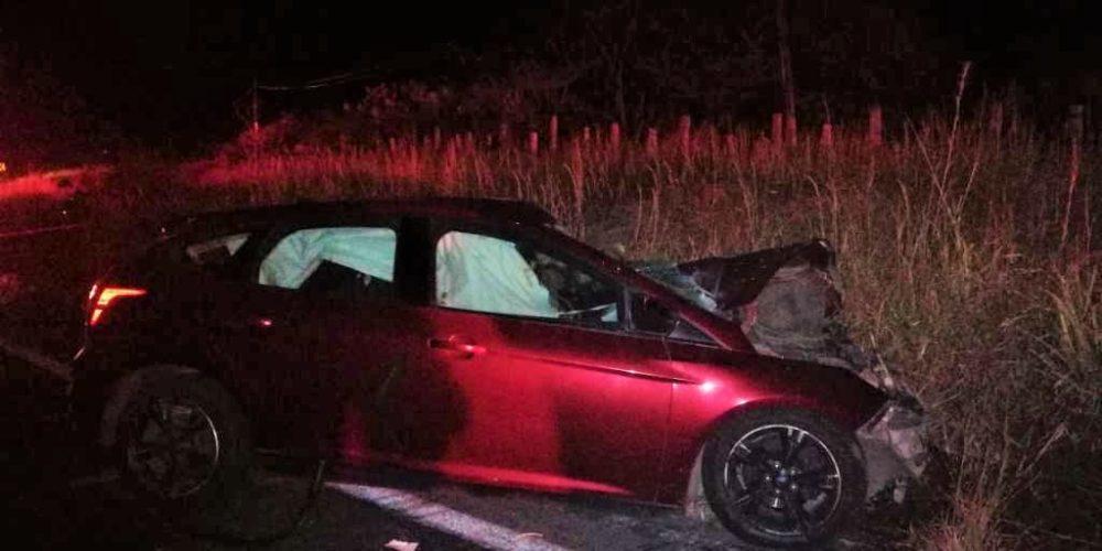 Familia de Aguascalientes se accidenta en Nayarit: 1 muerto y 4 heridos