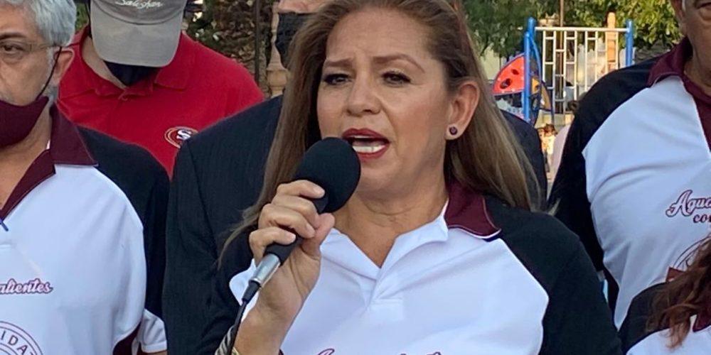 Carmen González arranca campaña por la alcaldía de Jesús María
