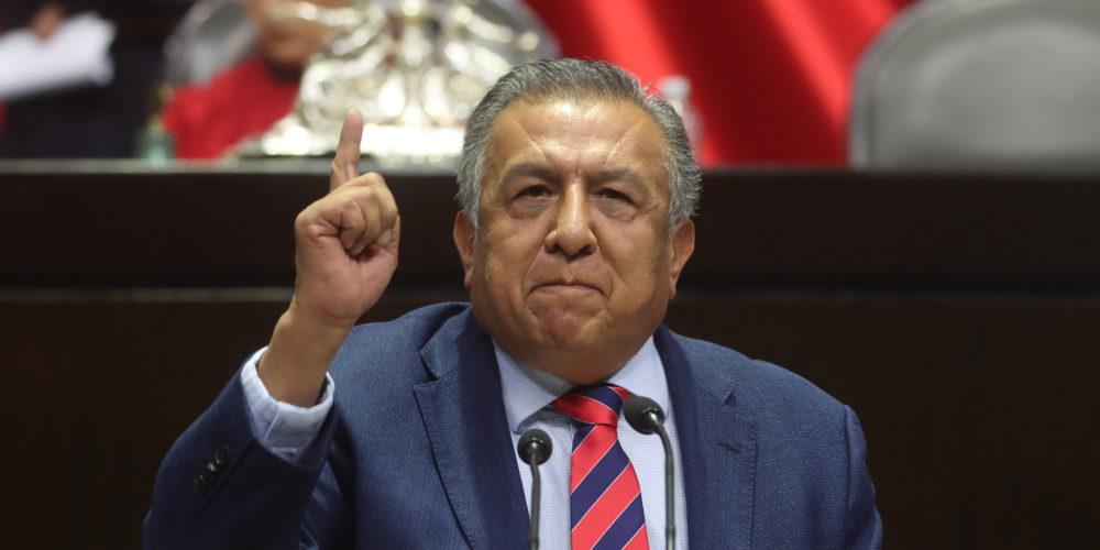 Diputado de Morena acusado de abuso sexual dice ser inocente y que fue extorsionado
