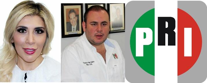 Reparte PRI candidaturas a familia Guel