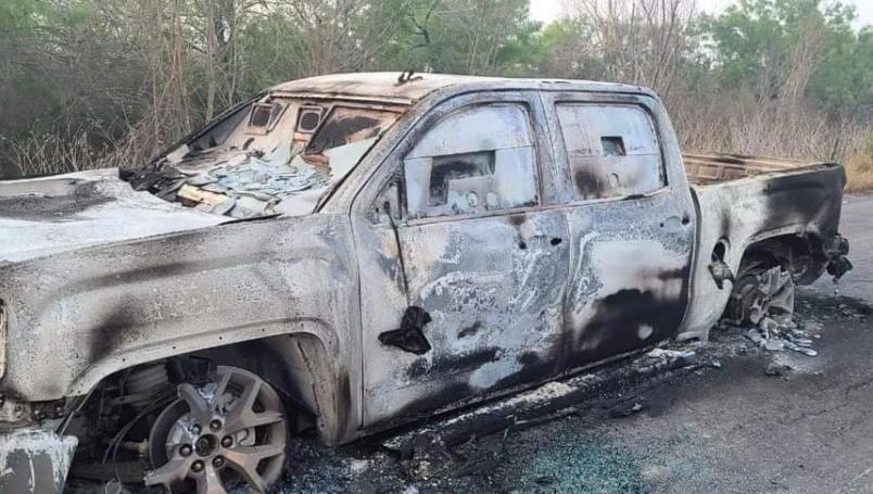 Choque entre cárteles deja 8 muertos en Tamaulipas