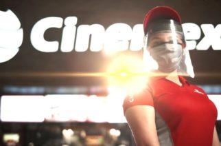 Cinemex planearía reapertura de salas con escasa cartelera