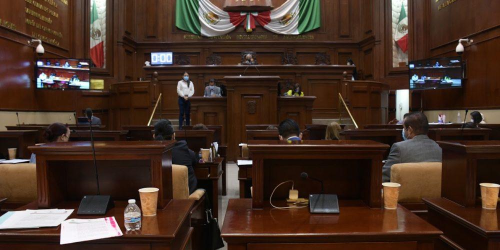 Congreso del Estado aprueba reformas en materia de discriminación
