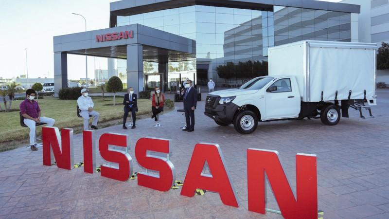 Nissan parará producción en planta de Aguascalientes por falta de chips