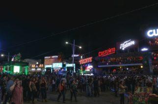 Falso que habrá apertura de zona de antros de la Feria de San Marcos