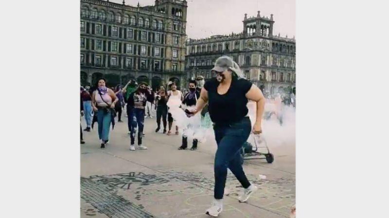 """La Reinota"" batea a Morena"