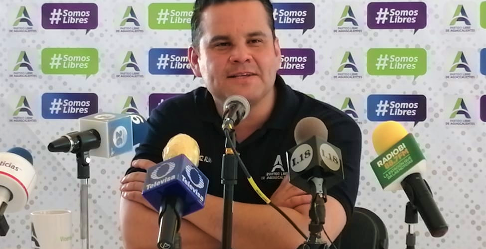 """Todavía no inician campañas y ya hay """"encuestitis"""" en Aguascalientes: PLA"""