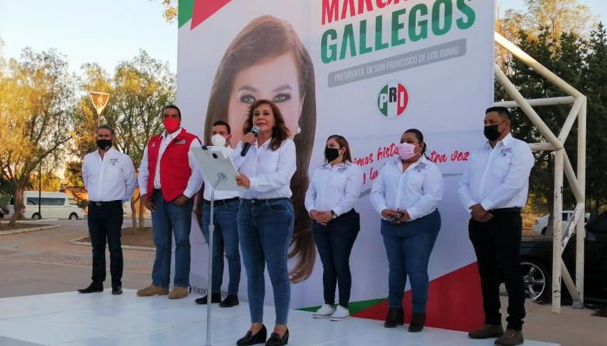 Buscará Margarita Gallegos crear un Centro Integral contra las adicciones