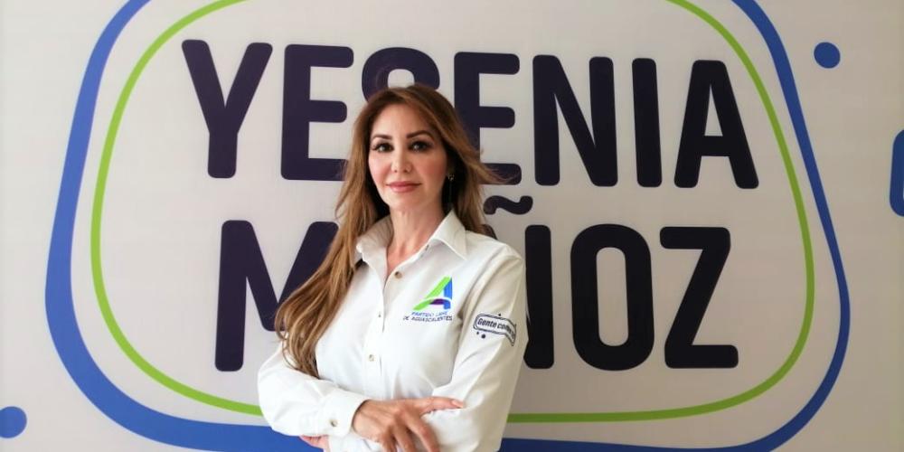 Yesenia Muñoz apostará por la integración familiar en Jesús María