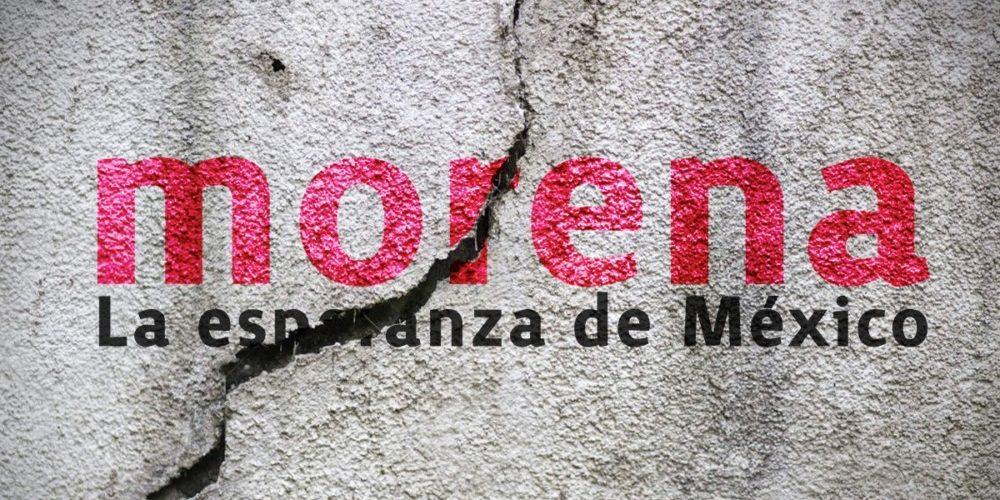 Eulogio Monreal se sacó la rifa del tigre en Morena Aguascalientes