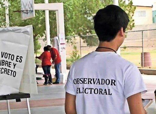 Llaman a la ciudadanía de Aguascalientes a participar como observadores en las elecciones de junio