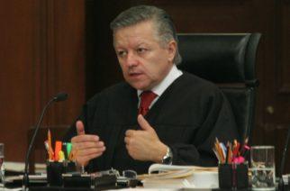 Arturo Zaldívar condenó en 2016 ampliación de magistrados en el TEPJF