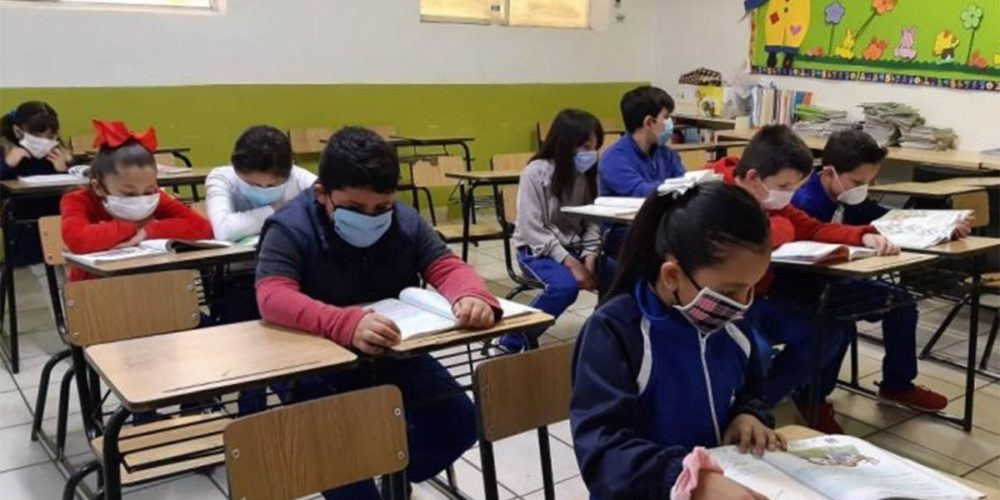 Escuelas particulares de Aguascalientes avanzan en regreso presencial a clases
