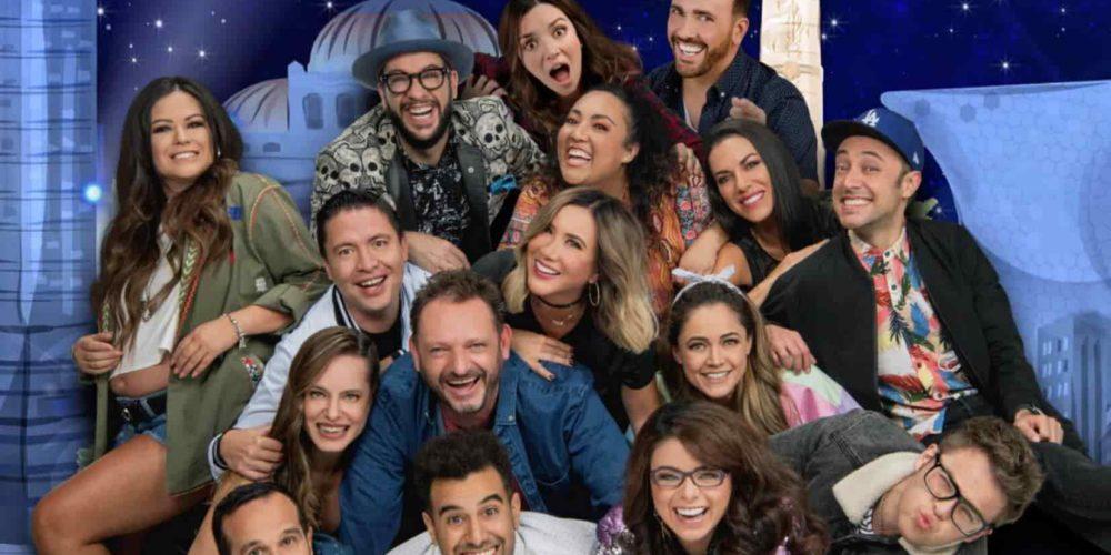"""TV Azteca estaría detrás del programa """"Me caigo de risa"""""""