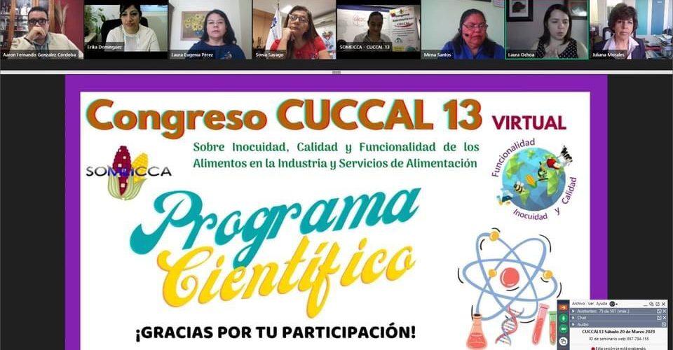 Alumnos de la UAA destacan en Congreso Internacional CUCCAL 2020 – 2021