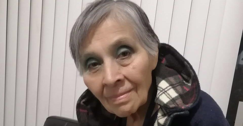 Piden apoyo para localizar a ancianita que padece Alzheimer