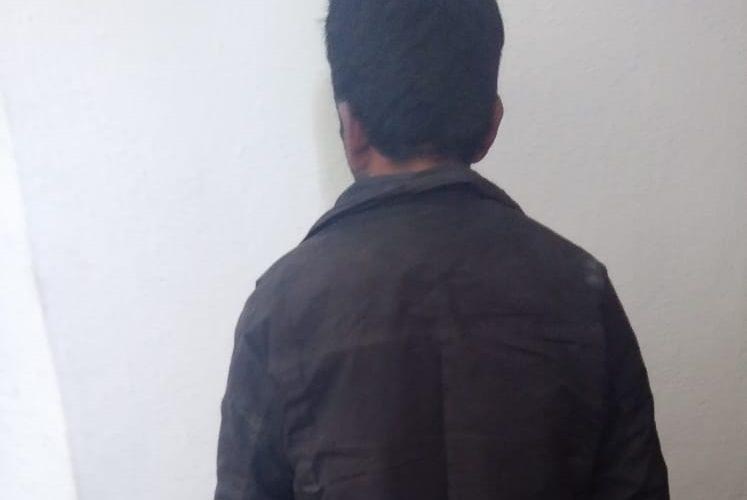 Detienen a Juan Carlos por robo y posesión de droga