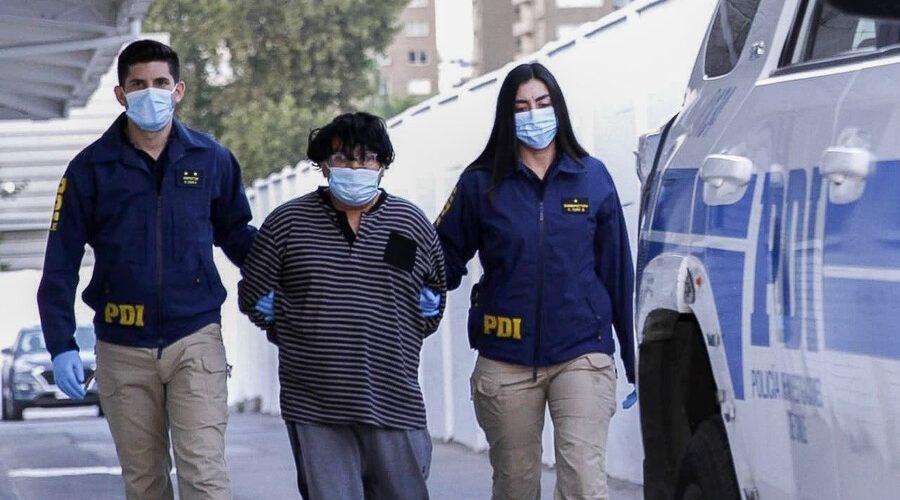 "México pide a Chile extraditar al feminicida ""La Bestia"""