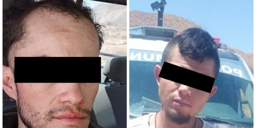 """Por robo y daños al rancho """"Los Mirasoles"""", detienen a dos sujetos"""
