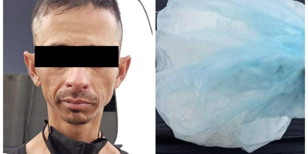 """Cae """"El Gello"""" por distribución de drogas en Calvillo"""